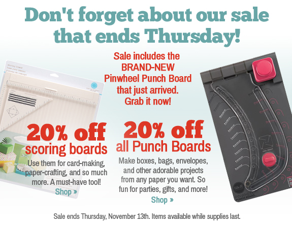 PunchScore_Sale