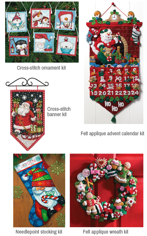 Christmas project kits