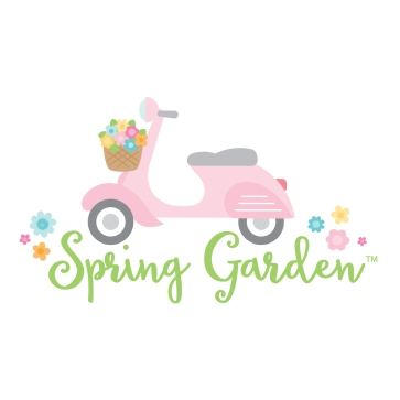 spring garden logo